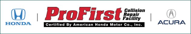 Certified ProFirst Collision Logo